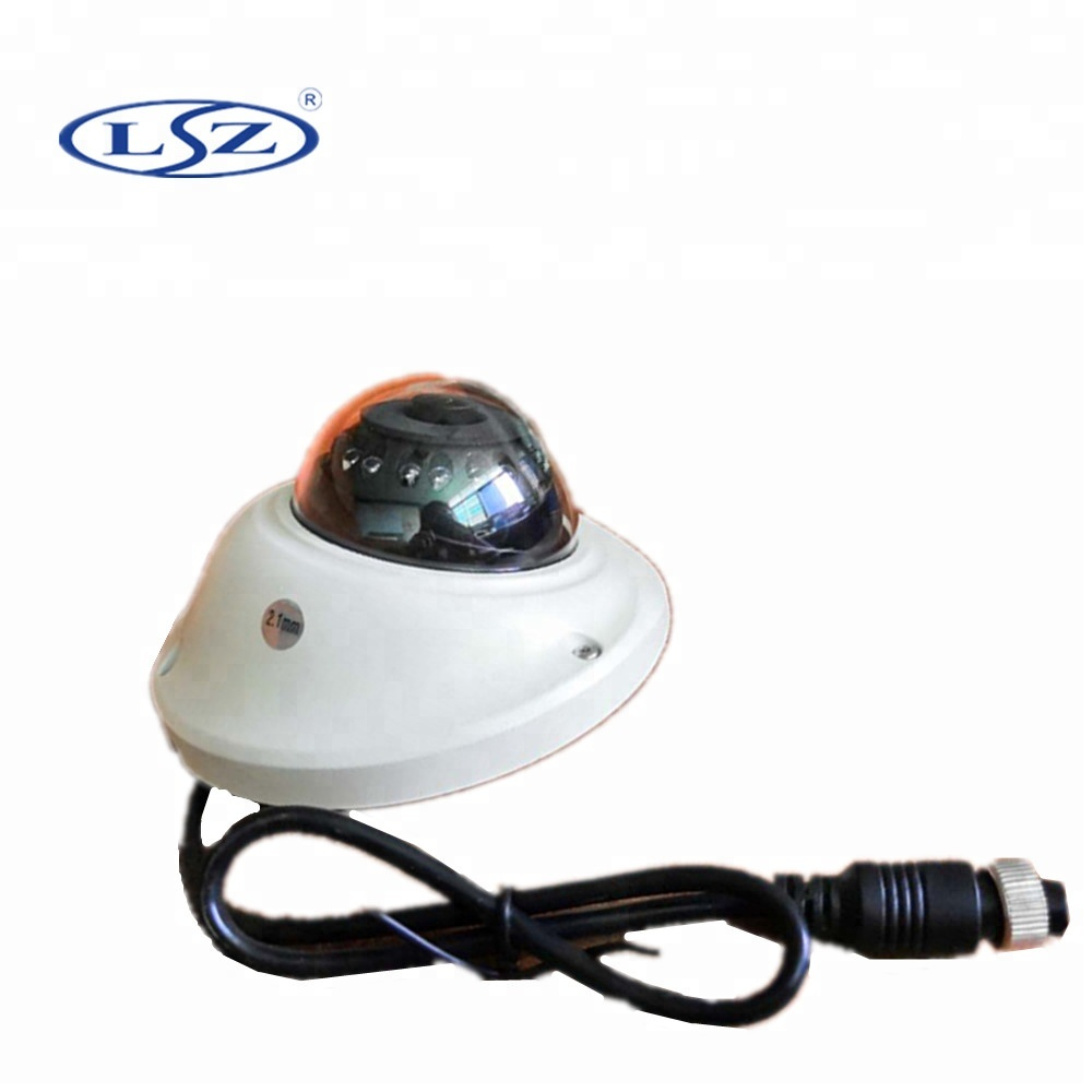 AHD 960P Waterproof IR Bus camera built in audio