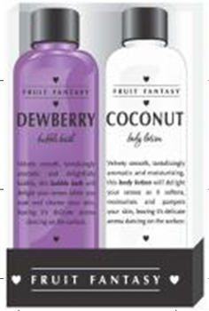 Dewberry Bath Duo