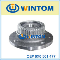 Rear Axle go kart wheel hub 6X0 501 477 for vw polo
