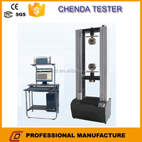 50KN Auto strong tensile compression bend universal testing machine