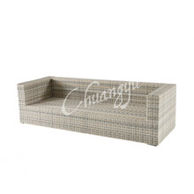 Novelty Import waterproof outdoor furniture of rattan sofa furniture of wicker leisure furniture