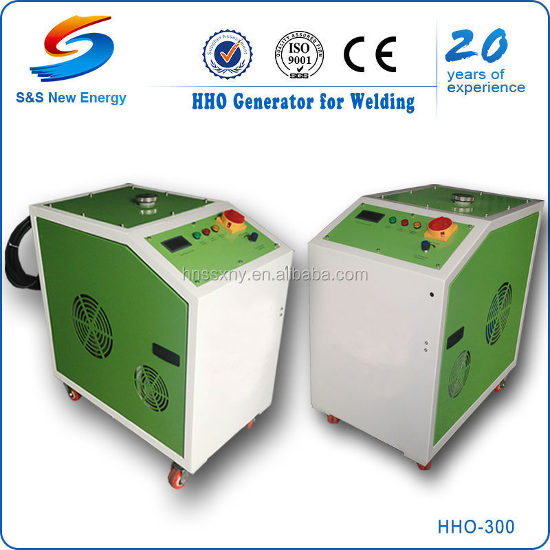 Green energy hho gas generator/brown gas equipment