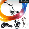 Light Weight Battery Power Indicator Electric Golf Trolley