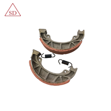 Motorcycle Brake Shoes for CD70 Honda Motorcycles