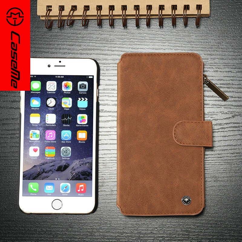 2017 Hot selling original design leather cell phone case, Elegant leahter flip wallet case for iphone 6s