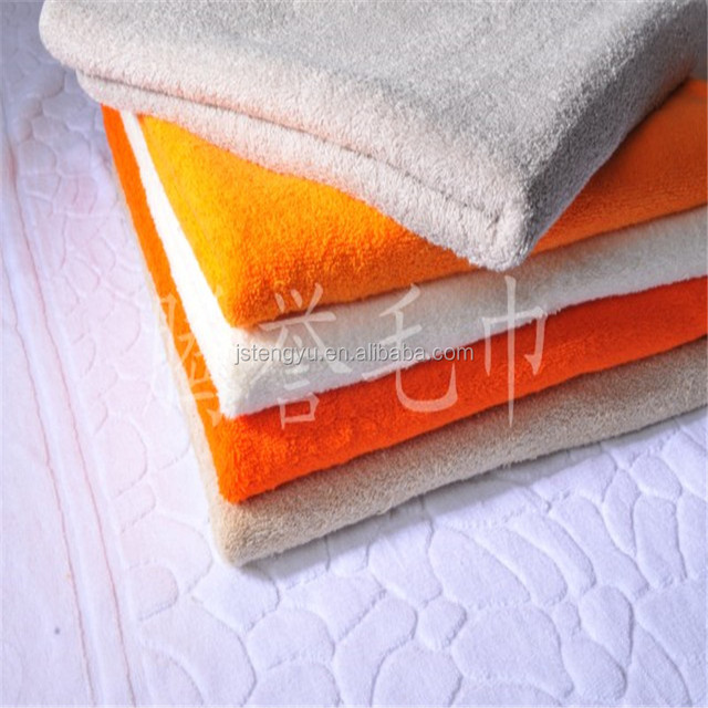 Top Trade Manufactures 100% Pure White Cotton High Water Absorbency Sweat Towel