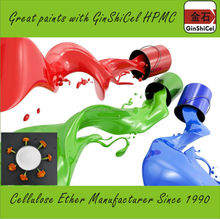 HPMC/HEC/HEMC hydroxypropyl methylcellulose for paint and coating MH 592-SD