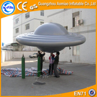 Giant inflatable helium balloons ufo helium balloon for promotion