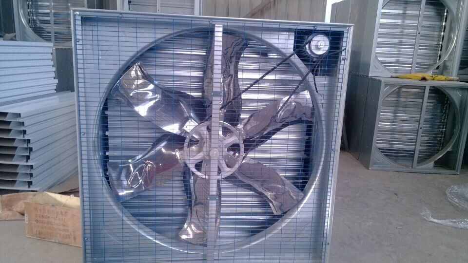 insulation F metal industrial centrifugal wall exhaust fans