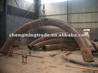 5D 90DEGREE CARBON STEEL BEND,ASME B16.49 carbon steel bend,butt welded pipe fittings