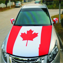 mexico flag car hood cover at factory price