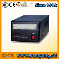 AC DC regulated radio power supply 13.8V 10A,15A,20A,30A output with over current ,voltage function
