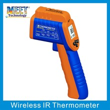 MS-WIT02 -50C~600C Wireless Digital IR Thermometer with APPS