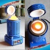 JC Mini Electric Aluminium Melting Rotary Furnace