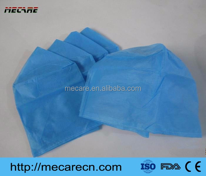 Disposable nonwoven surgical cap/ doctor cap/ nurse cap