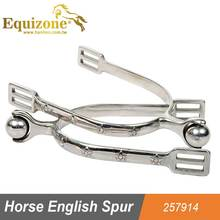 Stainless Steel English Horse Spur