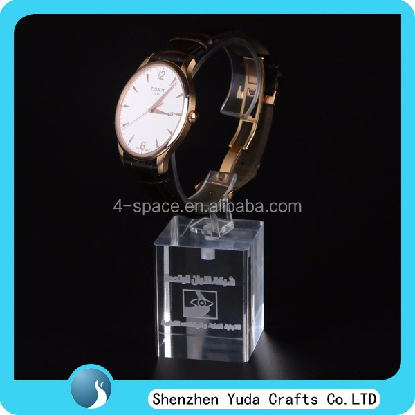Clear Acrylic Jewelry Display Stand for Watch Bangle
