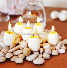 wholesale fashion Easter egg shape candle