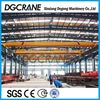0.3 Discount Single Girder Gear Motor Crane With Electric Hoist