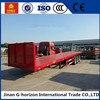 PANDA Top Sale 3 Axle 40ft