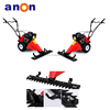 ANON 6.5HP 4 stroke gasoline power self propelled walking type lawn mower price