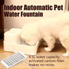 cat mate indoor pet dog water fountain