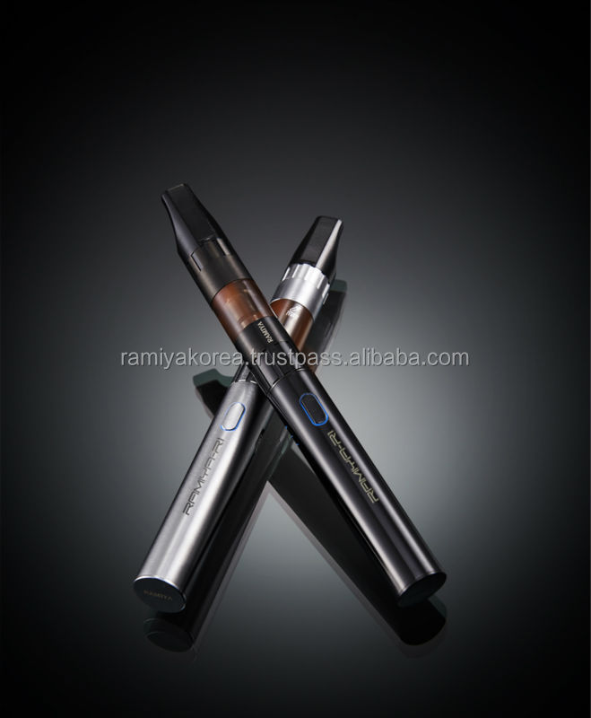 2014 New Model LED Electronic cigarette with Blast Cartomizer