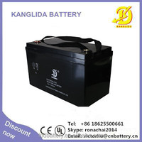 ups battery high quality 12v 100ah deep cycle maintenance free gel battery for ups