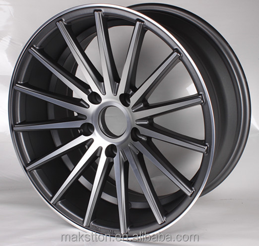 MAKSTTON car replica alloy wheel 16""