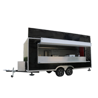 PRIME Food Warmer Truck italian ice cream trailerChurros Food Kitchen Cart Hot Dogs Cars Truck Fast Food for Sale