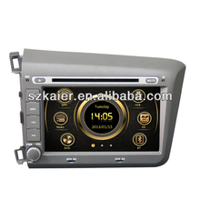car multimedia player for Honda Civic 2012