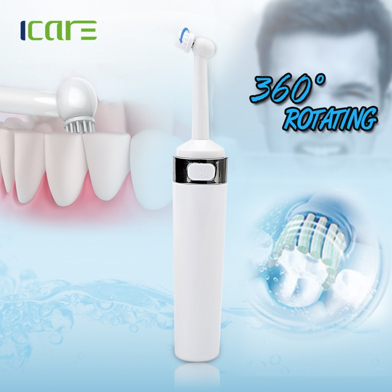 360 rotating electric toothbrush