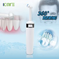 electric toothbrush with 360 rotating
