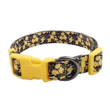 Hot sale wholesale cheap custom polyester chain collar dog price
