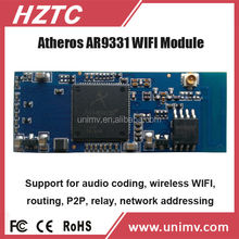 UART serial to wifi module AP openwrt AR9331 wifi module USB I2C I2S interface wifi module