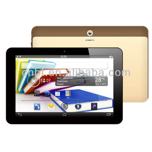 best price for android 4 2.2 tablet pc, 10.1inch quad core IPS screen