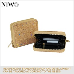 Large Supply Natural Leather Wallet