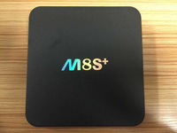 New M8 Android Smart Tv Box M8S+ Amlogic S812 Chip Ap6330 2G/8G Xbmc Dual Band Wifi Full Hd Android 5.1 Media Player M8 Tv Box