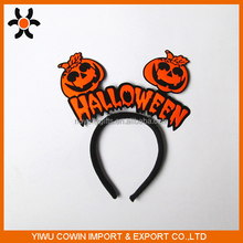 Halloween Hair Clasp with pumpkin for Party decoration