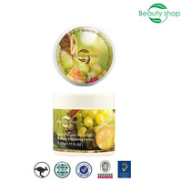 Australian Fresh Fruit best cleansing and exfoliating cream