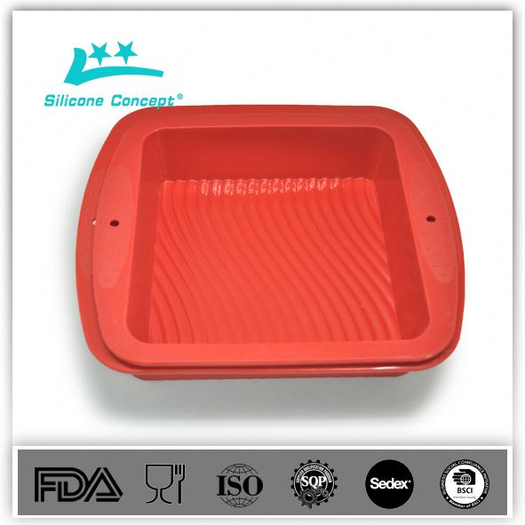 High Quality silicone cupcake form