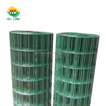 "Quality-assured customized made heavy duty 1/4"",1/2"" PVC coated / galvanized welded wire mesh"