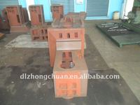 Aluminium iron&steel castings