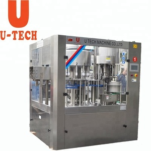 Automatic Grade and New Condition Edible Cooking Oil Vinegar Filling Production line