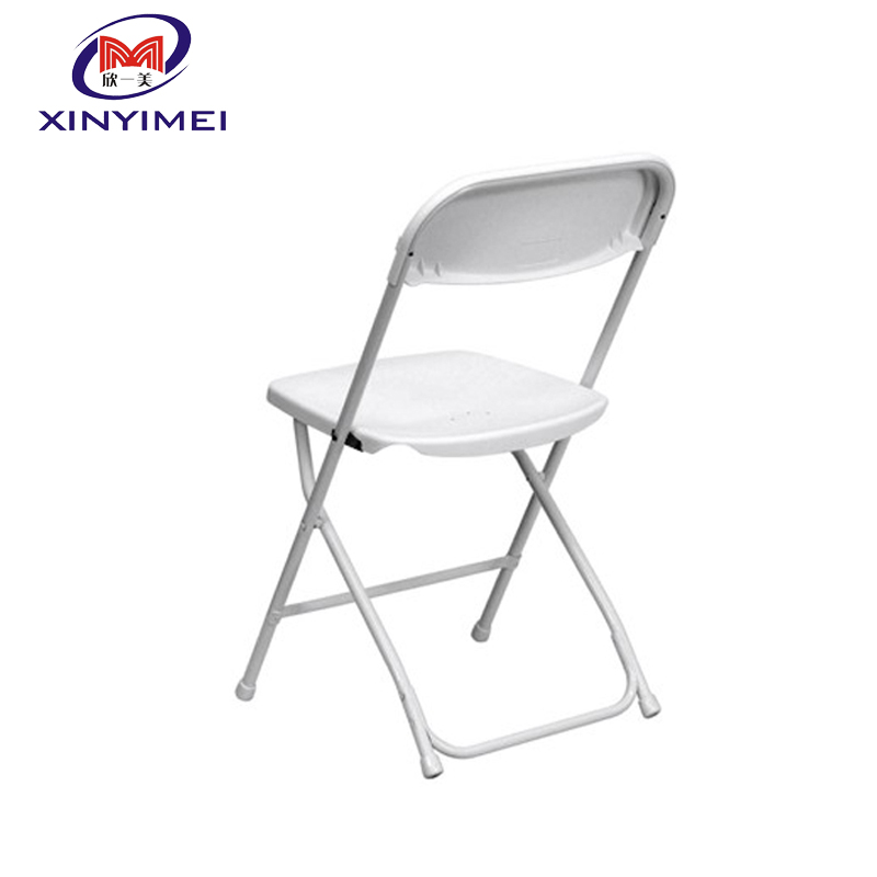 cheap outdoor and indoor folding plastic chair
