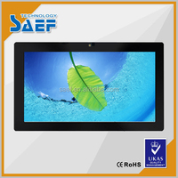 10 inch HD Resolution Touch Screen LCD Monitor ,LCD Media Indoor Advertising Display