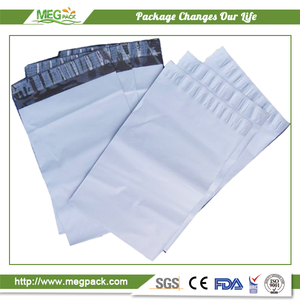 China manufacturer wholesale self adhesive poly envelopes clear mailers plastic colorful mailing bags