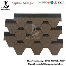 Mosaic asphalt shingle hot sale in Sri Lanka architectural asphalt shingles whole sale asphalt shingle