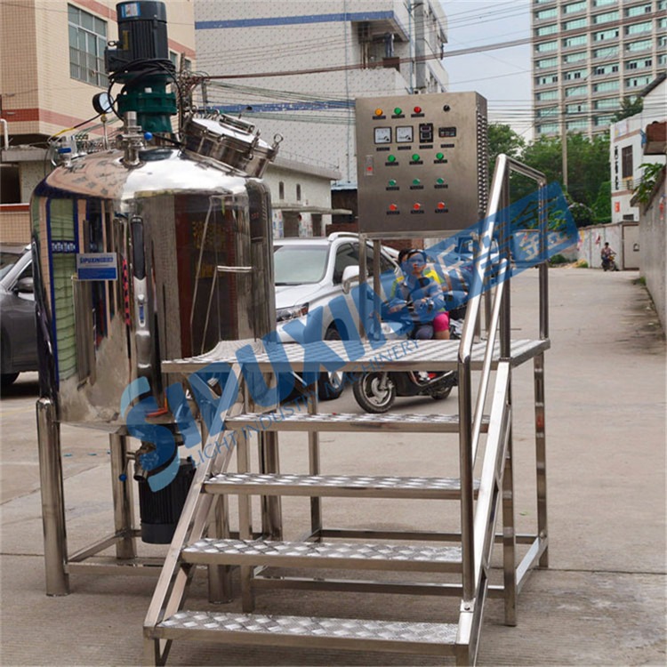 SPX Screw Mixer Type and laundry soap/toilet soap,plodder Application laundry bar soap making machine