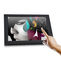 15 inch wall mount touch screen all-in-one computer with latest configuration (factory/manufactory )